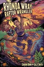Rhonda Wray - Raptor Wrangler - Charon Dunn