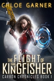 The Flight of the Kingfisher -Chloe Garner
